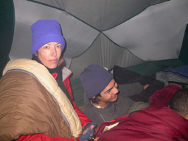 crowded tent 2005 one: