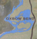 Oxbow Bend on map: