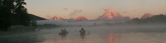 paddling to Oxbow bend 2005 560 pixels: