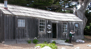 Whalers cabin and Whaling Station museum: