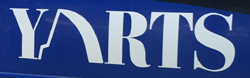 YARTS logo on a side of a bus