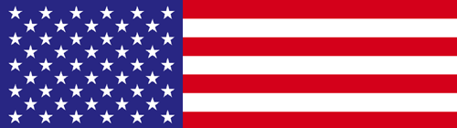section of US Flag stars and stripes