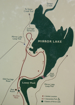 Mirror Lake, Yosemite valley, trails and maps – Mary Donahue on windsor trail map, kulshan trail map, yosemite trail guide, west seattle trail map, hollywood trail map, glacier national park trail map, bell trail map, whittier trail map, yosemite hat, yosemite ten lakes trail, atlanta trail map, zion national park trail map, highland trail map, glencoe trail map, half dome trail map, acadia national park trail map, kentucky trail map, maxwell falls trail loop map, dead horse point trail map, black canyon of the gunnison trail map,