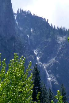 Sentinel Fall Yosemite