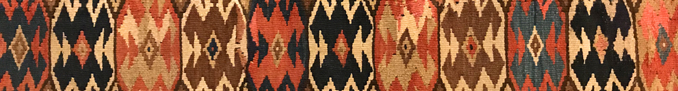 detail of carpet at Ahwahnee Hotel