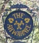 round sign that says The Ahwahnee