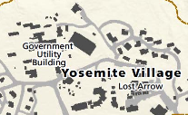map with a FEW BUILDINGS
