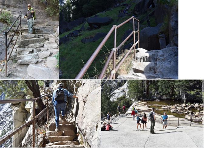 trail railings