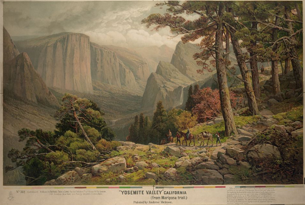 painting of landscapes