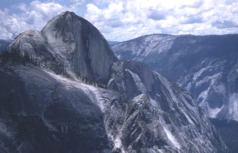 mountian peaks