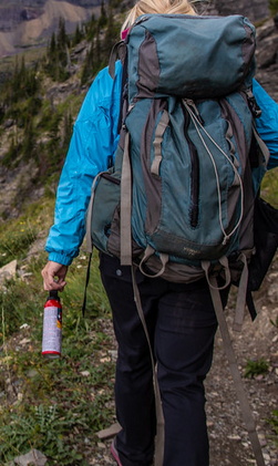 NPS photo you won't need to carry your bear spray in your hand