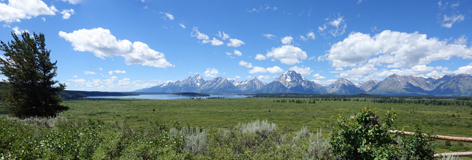 long view out to Teton peaks