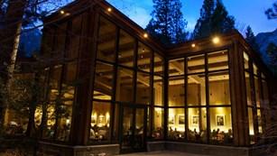 restaurant from exterior