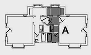 ahwahnee cottage bathrooms floor plans rooms 700 701 704 705 706 707 708 709 712 713